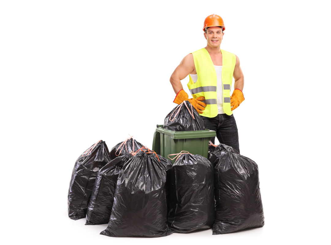 Trash Collection and Cleanout